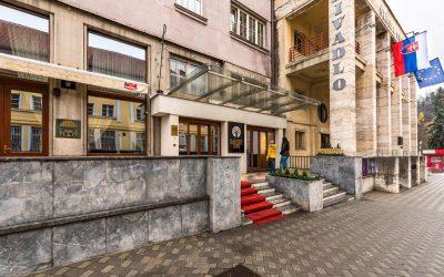 Hotel NÁRODNÝ DOM ***, Banská Bystrica