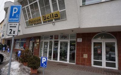 Penzión BELLA, Banská Bystrica