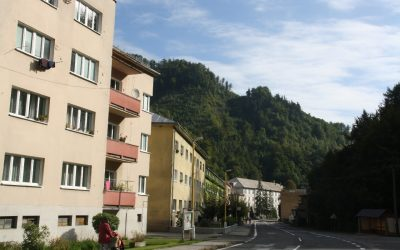 Harmanec – Tourists' dormitory