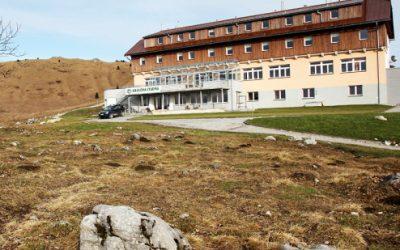 Mountain hotel Kráľova studňa