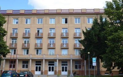 "Matej Bel University – Dormitory ""ŠD4"""