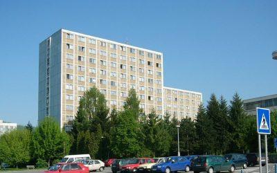 "Matej Bel Univerity – Dormitory ""ŠD1"""