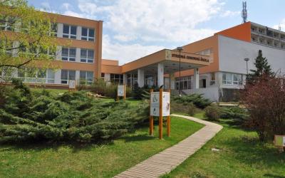 SOŠ Pod Banošom – Students' dormitory