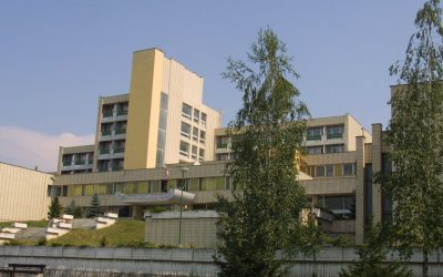 "Matej Bel University – Dormitory ""ŠD2"""