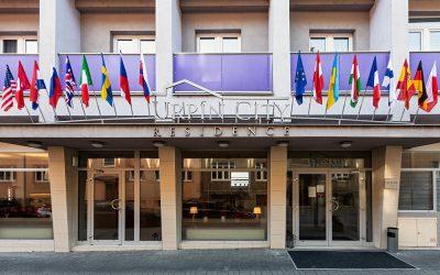 Hotel URPÍN CITY RESIDENCE ***