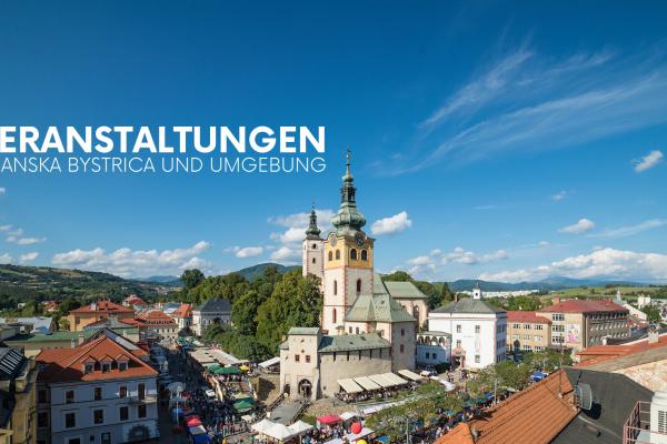 Veranstaltungen Banská Bystrica und Umgebung - NOVEMBER 2019