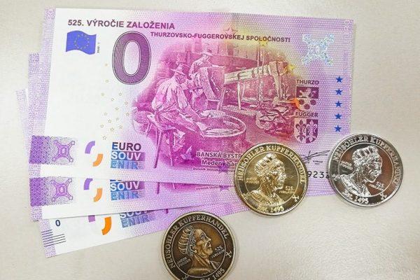 Eurobankovka s nulovou hodnotou