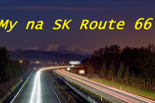 My na SK Route 66