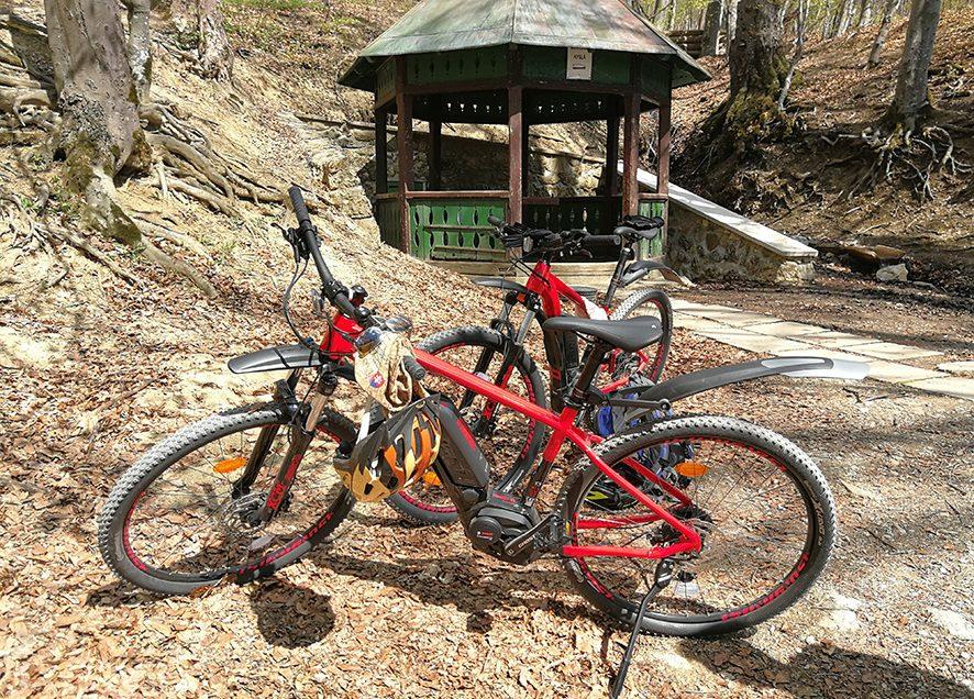 Saisonende im E-Bike Verleih