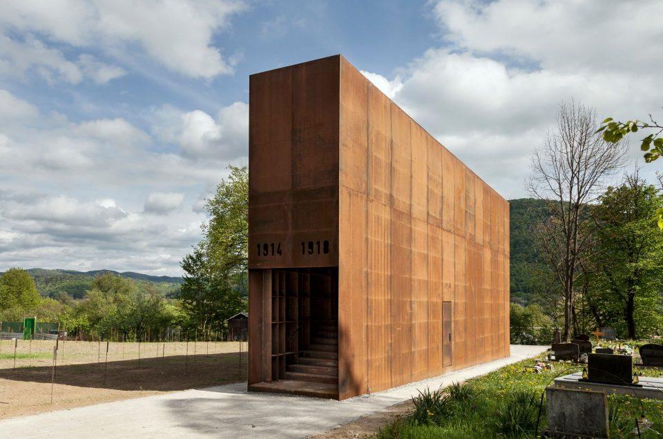 Monument v Majeri získal ocenenie CE ZA AR