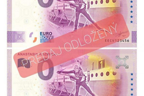 0 Euro - Schein